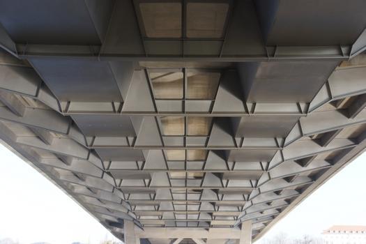 Waldschlößchenbrücke, Dresden