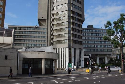 The Holiday Inn London Kensington