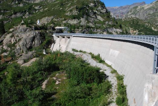 Barrage d'Emosson
