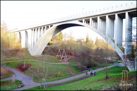 Streckbrücke Pirmasens