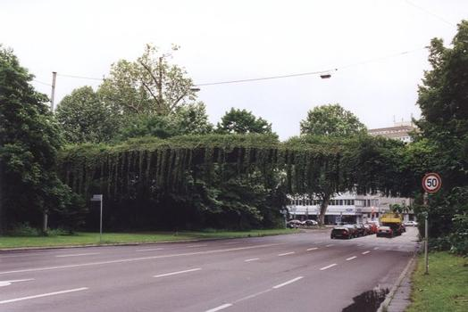 Dunant-Steg, Stuttgart.