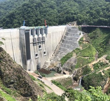 Yanba Dam