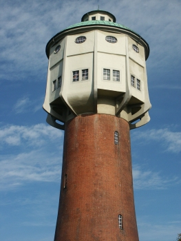 Wasserturm Edingen-Neckarhausen