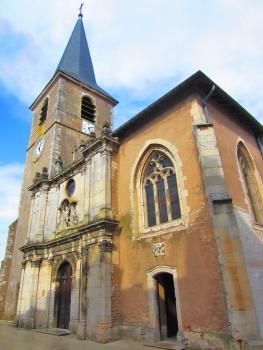 Église Saint-Sébastien de Dieulouard