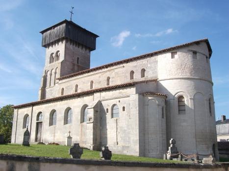 Église de la Nativité de la Vierge