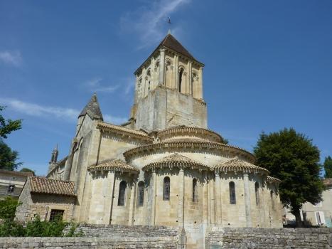 Église Saint-Hilaire de Melle