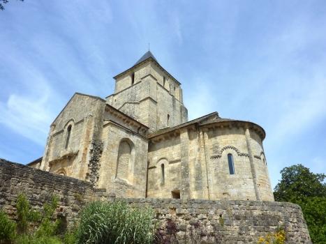 Église Saint-Savinien de Melle