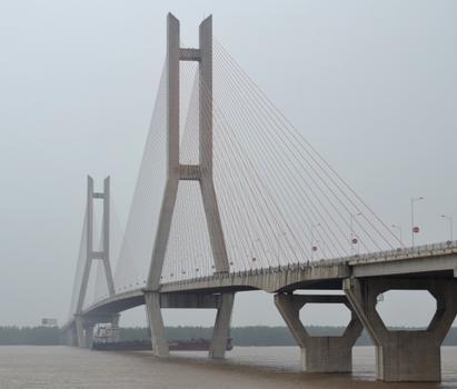 Ehuang Yangtze River Bridge