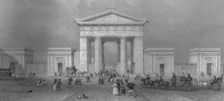 Gare d'Euston