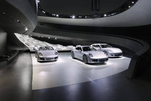 Porsche Pavillon
