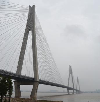 Erqi Yangtze River Bridge