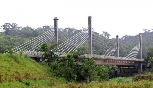 Brazil-Peru Integration Bridge