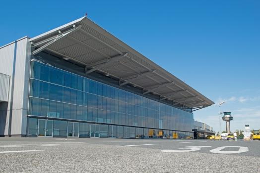 Flughafen Salzburg Terminal 2