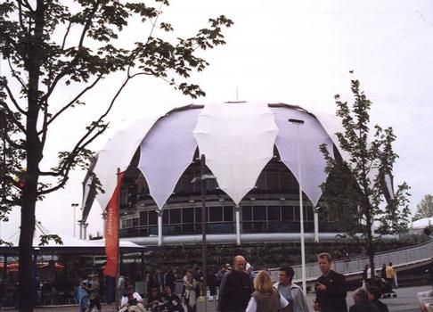 Pavillon vénézolanais à l'Expo 2000