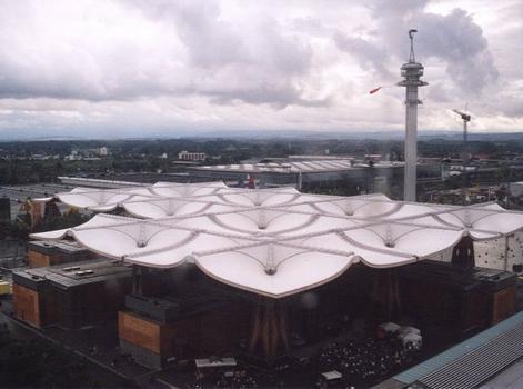 Toît de l'Expo 2000