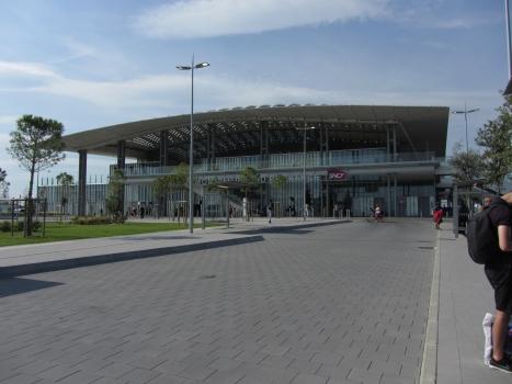 Montpellier-Sud-de-France Station