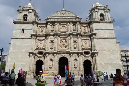 Cathédrale Notre-Dame-de-l'Assomption de Oaxaca
