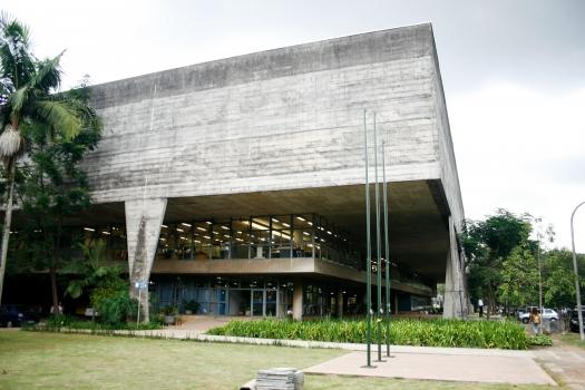 Fakultätsgebäude der FAU USP