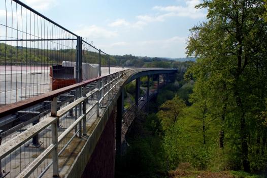 Talbrücke Fechingen