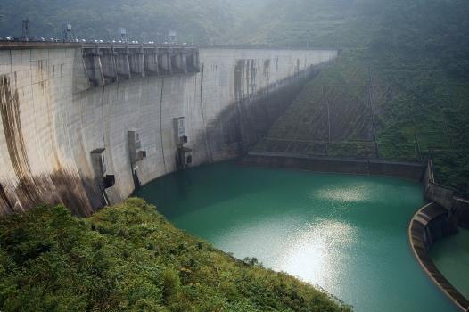 Feicui Dam