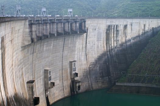 Barrage de Feicui