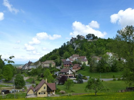 Burg Ferrette