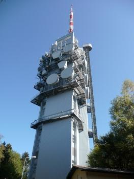 Mont Pélerin TV Tower