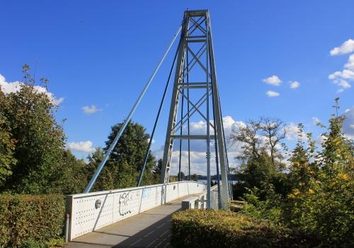 Fiberline-Brücke