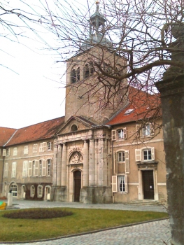 Prieuré de Flavigny-sur-Moselle