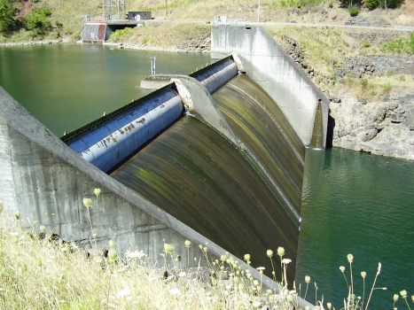 Faraday Diversion Dam