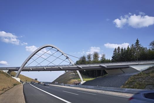 Passage supérieur routier de Rohrbrunn