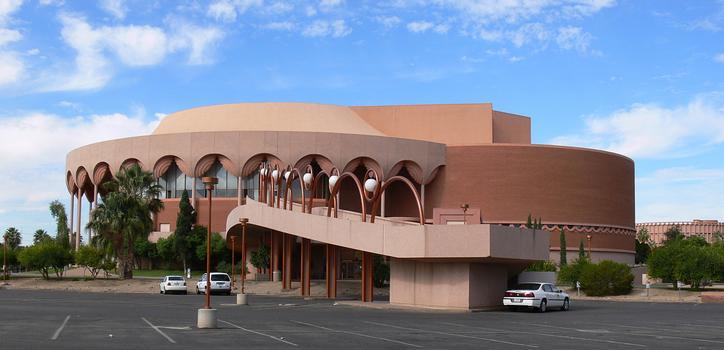 Grady Gammage Memorial Auditorium