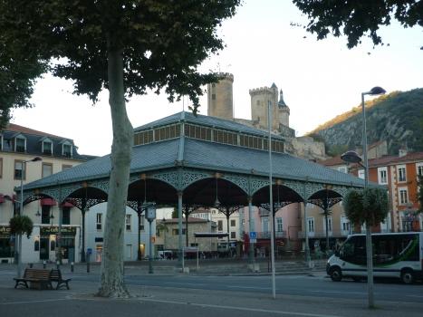 Halle aux grains de Foix
