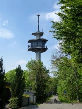 Tour émettrice de Fribourg