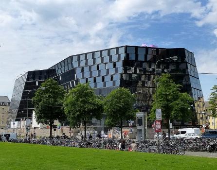 Bibliothèque universitaire de Fribourg