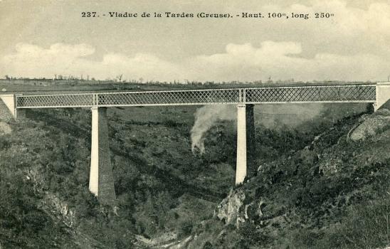 Tardesviadukt Evaux-les-Bains