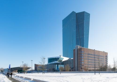 European Central Bank Tower