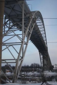 Glommabrücke Fredrikstad