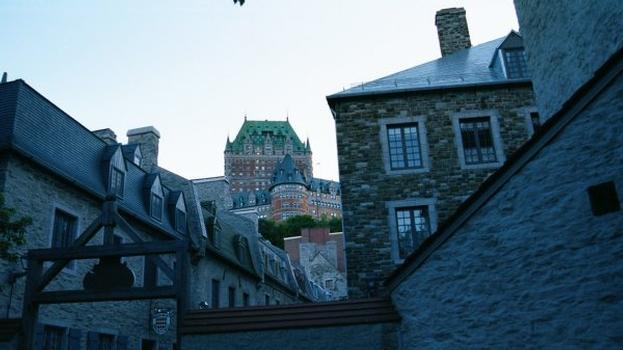 Château de Frontenac, Ville de Québec