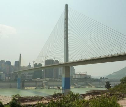 Pont de Fuling sur le Wuijang