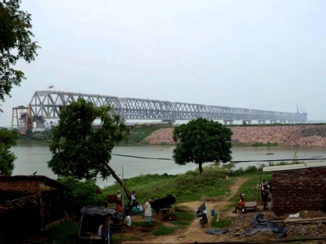 Ganga Rail–Road Bridge (Patna)