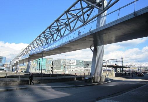 Akrobaten Footbridge