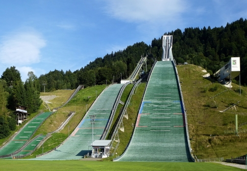 Grand tremplin olympique de Garmisch-Partenkirchen