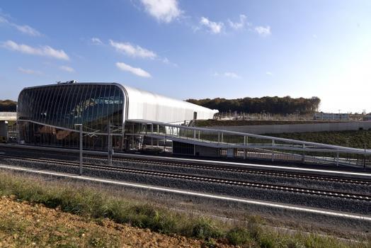 Gare TGV de Belfort-Montbéliard