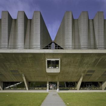 Auditorium of Delft University of Technology