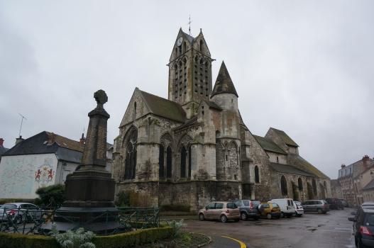 Église Saint-Hippolyte de Dormans