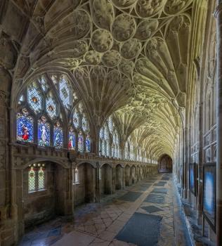 Cathédrale de Gloucester
