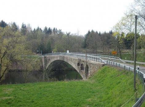 Zwickauer-Mulde-Brücke Wechselburg-Göhren