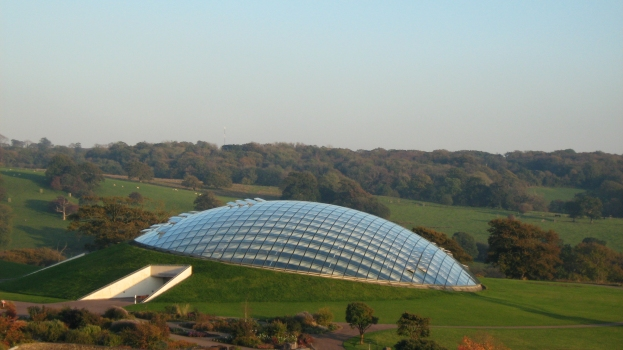 Great Glasshouse of the National Botanical Gardens of Wales