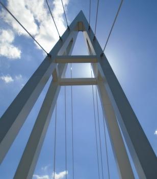 M62 Greystone Road Footbridge